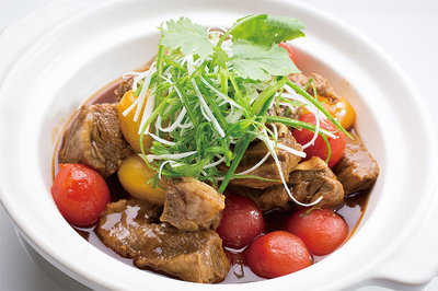 Braised Beef with Tomato